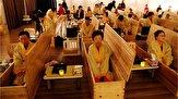 باشگاه خبرنگاران -تمرین مرگ کرهایها برای داشتن زندگی بهتر! + تصاویر