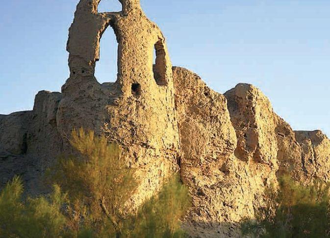 قلعه آدمخوار کجاست؟