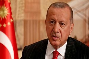 اردوغان: زن بغدادی را دستگیر کردیم
