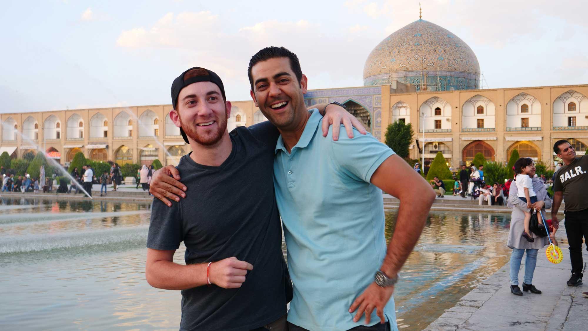 ناگفتههای جالب یک یهودی آمریکایی از سفرش به ایران/ این کشور و مردمش کاملا متفاوت از تصور من بودند!