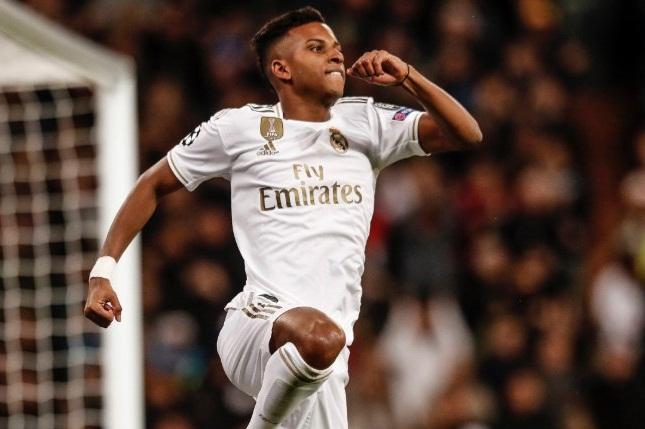 رودریگو، جوانترین گلزن برزیلی تاریخ لیگ قهرمانان اروپا
