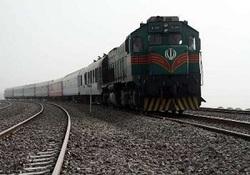 فوت عابر پیاده بر اثر برخورد با قطار مسافربری
