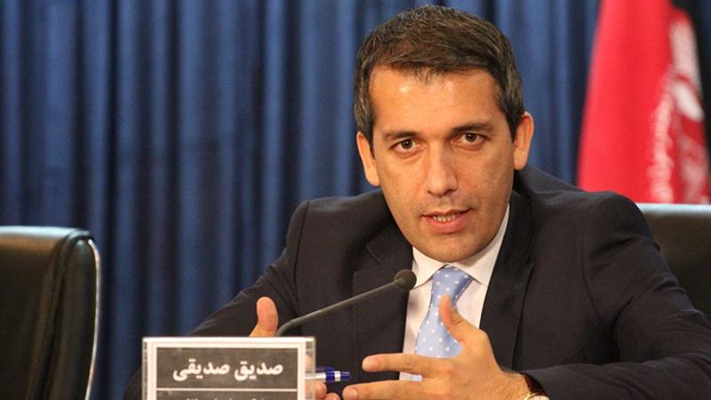 صدیقی: دولت لیست شرکت کنندگان نشست صلح چین را نهایی کرده است