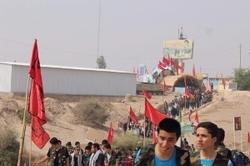 اعزام دانش آموزان گیلانی به مناطق عملیاتی غرب کشور