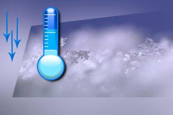 کاهش دمای هوا طی هفته آینده