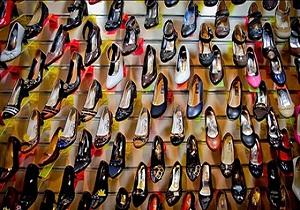 صادرات ۸۵ درصد کفش های تولیدی همدان