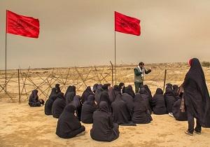 اعزام دانش آموزان بنی به اردوی راهیان نور