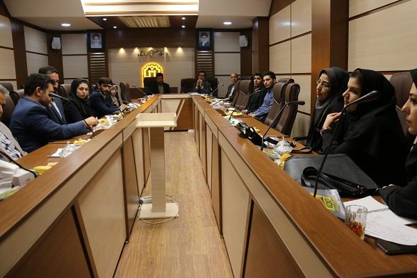 رسالت اصلی  دانشگاهیان توسعه همه جانبه استان است