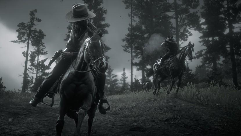 ایرادات عجیب نسخه کامپیوتر بازی Red Dead Redemption 2