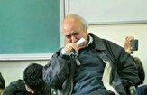 باشگاه خبرنگاران -بغض استاد شفیعی کدکنی برای مرحوم مصفا شکست + فیلم