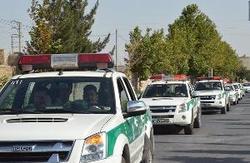 اجرای طرح جمع آوری معتادان پر خطر و متجاهر در سلطانیه