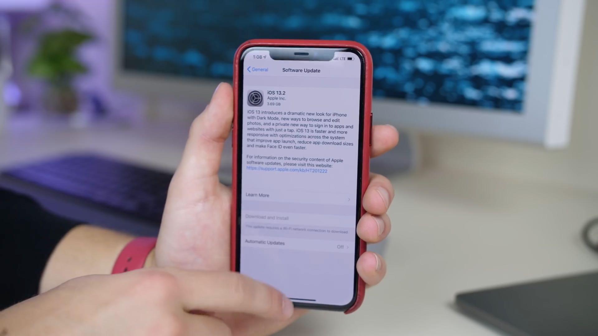 بروزرسانی ۱۳.۲ سیستم عامل iOS قابلیت multitasking را از بین میبرد