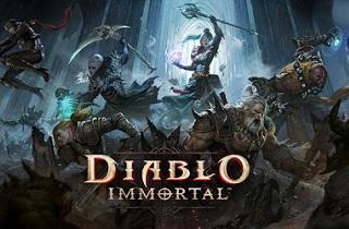 نسخه موبایلی بازی Diablo معرفی شد