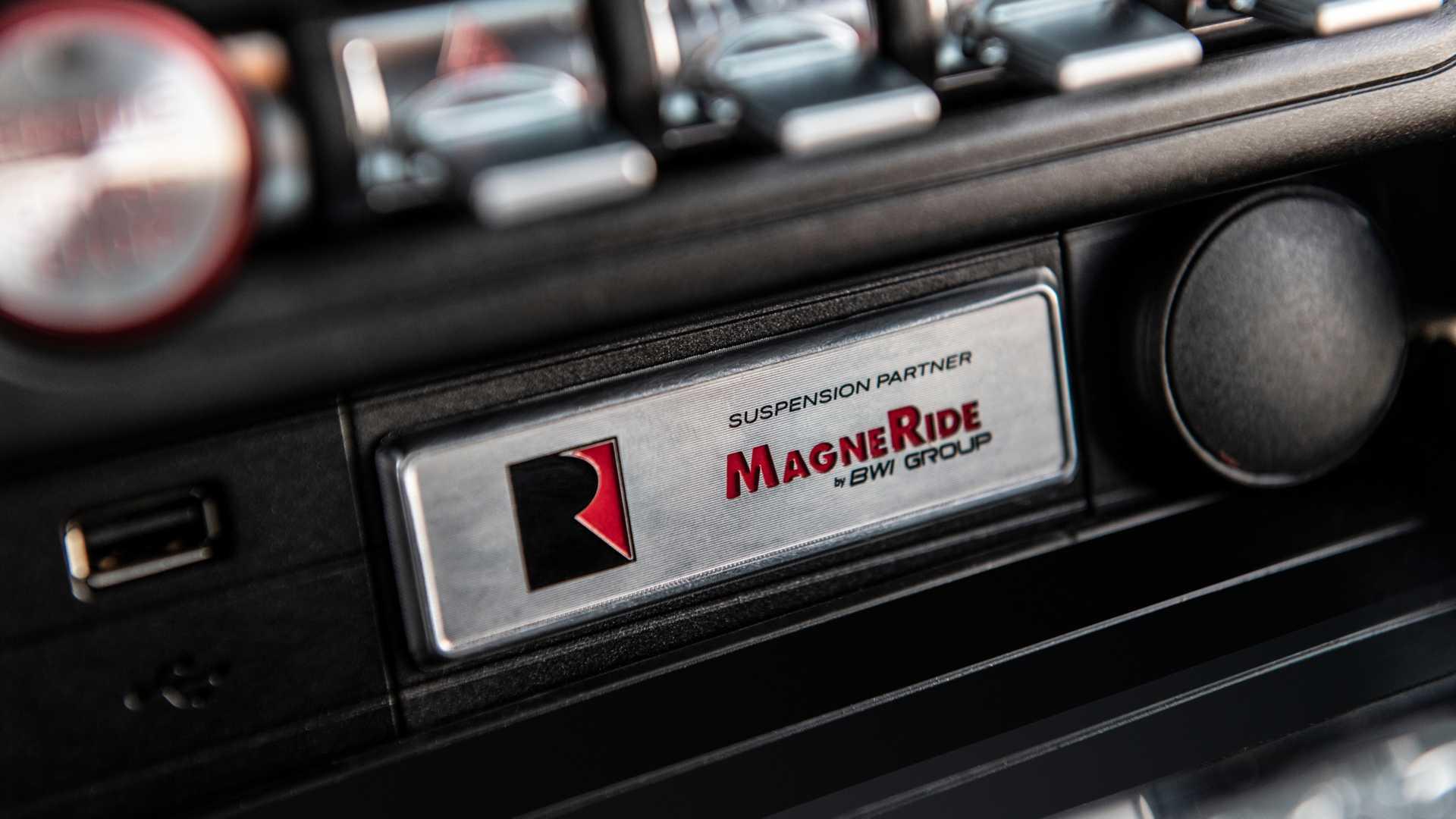 معرفی خودروی Jack Roush 2020 موستانگ +تصاویر