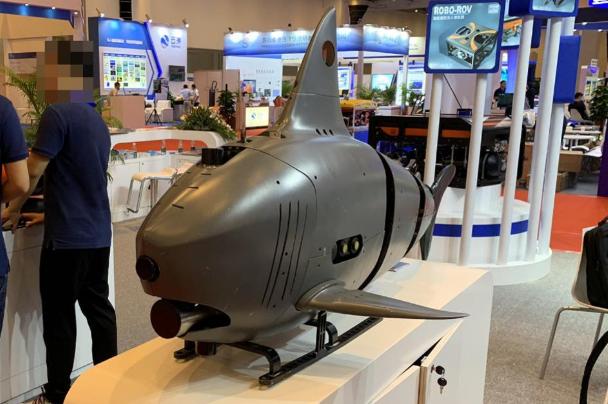 زیر دریایی عجیب چینیها ساخته شد