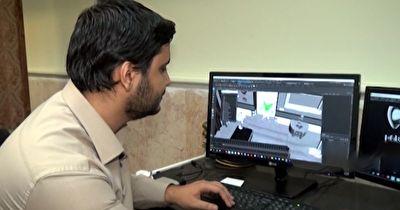 ظرفیتهای استان کرمان در تولید انیمیشن + فیلمتولید انیمیشن در کرمان برای پخش در روسیه و انگلیس + فیلم