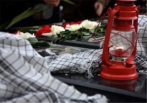 تشییع پیکر پدر شهید فتوحی در بافق