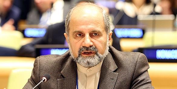 آمریکا مانع اساسی ایجاد صلح و رفاه جهانی است/ یالات متحده اقدامات قهری یکجانبه را علیه مردم ایران تحمیل کرده است