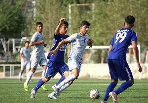 اتمام هفته هفتم لیگ برتر فوتبال نوجوانان کشور در اهواز