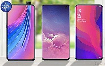 باشگاه خبرنگاران - معرفی ۱۰ تلفن هوشمند با بیشترین نسبت نمایشگر به بدنه
