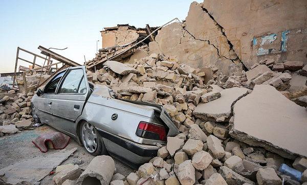 زلزله ۵.۹ ریشتری در آذربایجان شرقی