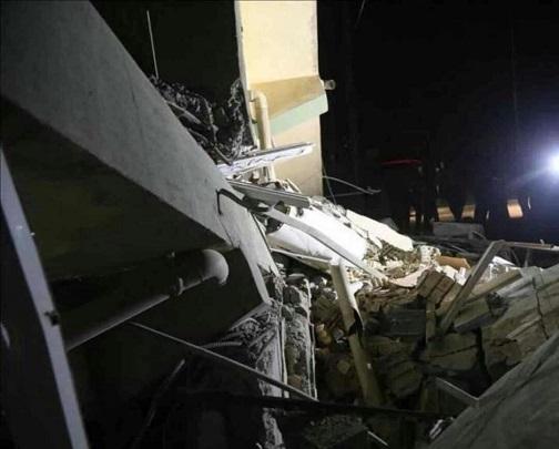 زلزله نسبتا شدید در آذربایجان شرقی