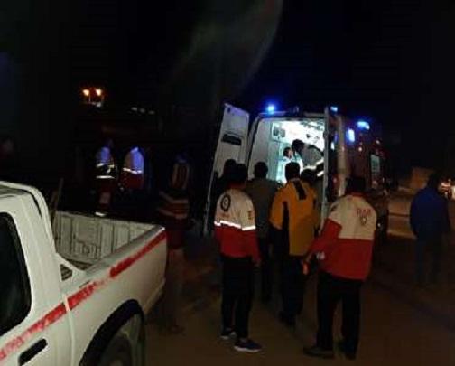 ۵ کشته در زلزله میانهزمین لرزه میانه تا زمان مخابره خبر ۵ کشته داشته است.