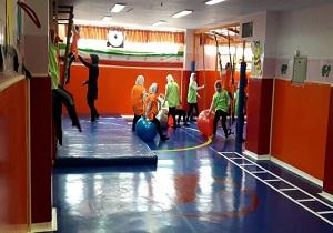 راه اندازی ۲ کلاس تخصصی تربیت بدنی در بندرعباس