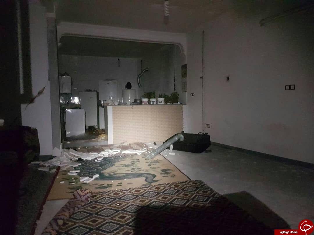 آخرین اخبار از زلزله ۵/۹ ریشتری در شمال غرب ایران + فیلم و تصاویر
