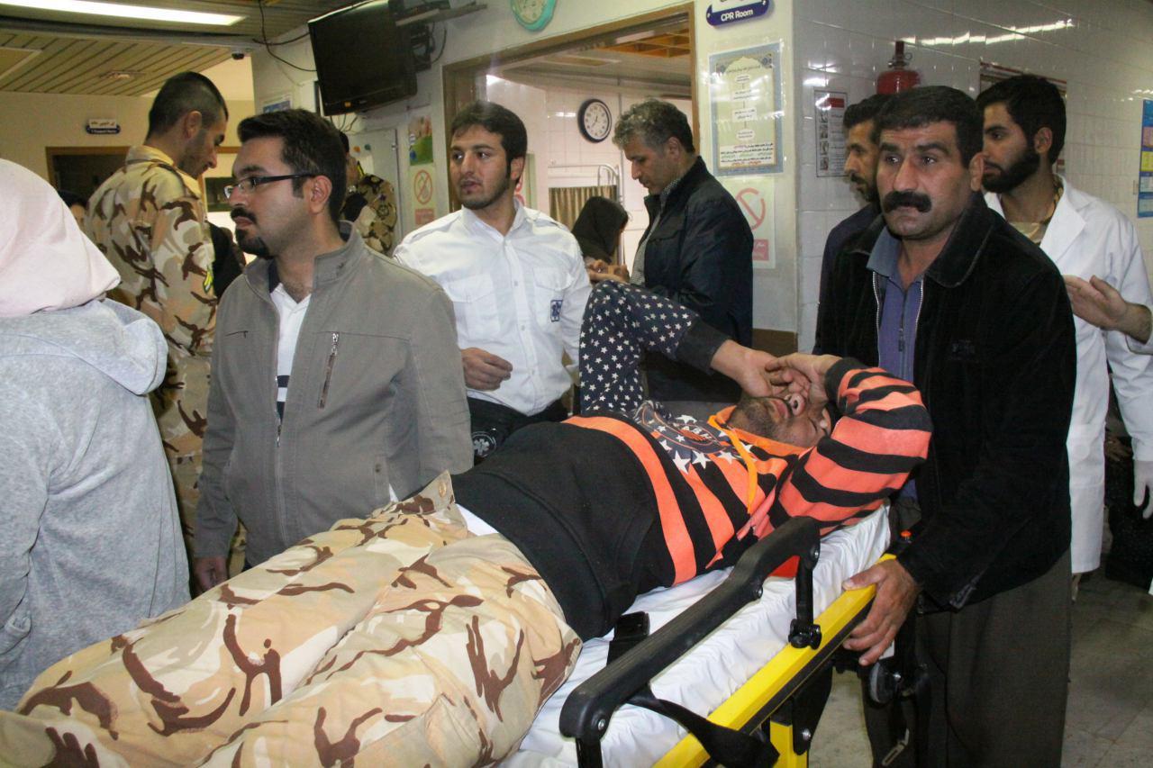 ۳۰ مصدوم؛ خسارت زلزله بامداد امروز در استان اردبیل