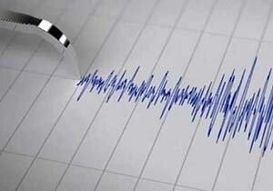 ثبت دهها پس لرزه بعد از زلزله میانه