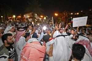 استعفای وزیر کویتی در پی اعتراضات در این کشور