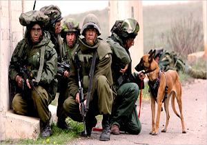 نظامیان صهیونیست به منطقه العیسویه در قدس یورش بردند