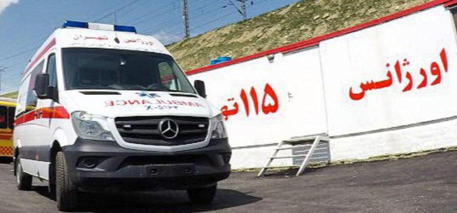 استقرار ناوگان عملیاتی اورژانس تهران در محورهای مواصلاتی تهران