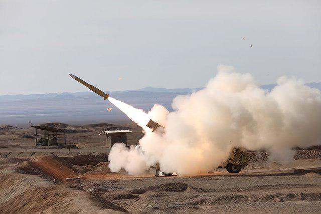 یک فروند پهپاد متجاوز توسط سامانههای بومی نیروی پدافند هوایی ارتش منهدم شد
