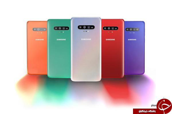 تولید سݛی Galaxy S11 سامسونگ با باطݛی بزݛگ