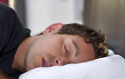 خواب عمیق به کاهش اضطراب کمک میکند