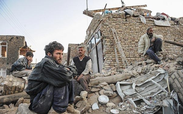 چرا زلزله شدید میانه تلفات زیادی به بار نیاورد؟