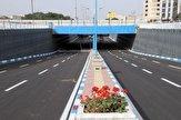 توصیه راهنمایی و رانندگی ایلام به منظور رفع مشکل ترافیکی تقاطع غیر همسطح رسالت