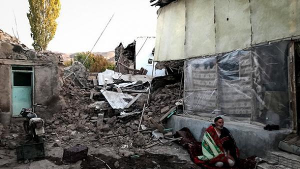 تعداد مصدومان زلزله آذربایجان شرقی به ۵۸۴ نفر رسید