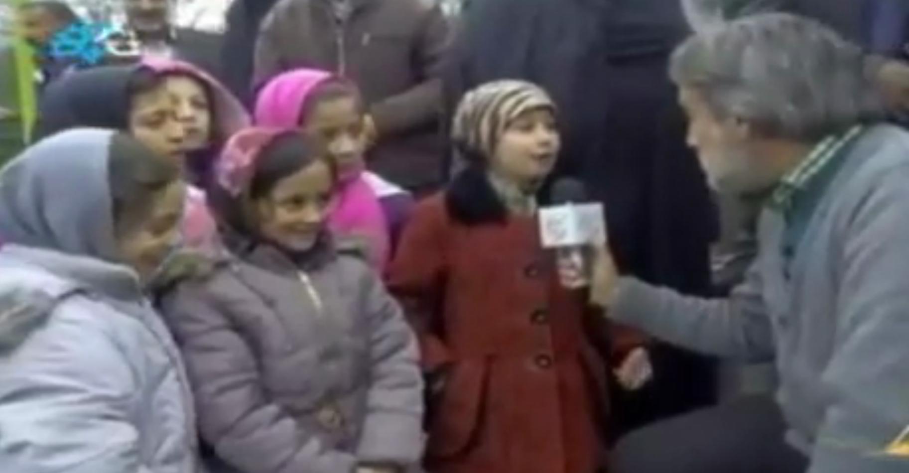 ویدئوی منتشر شده از دانش آموز خوش زبان ورنکشی پیش از فوت در زلزله + فیلم