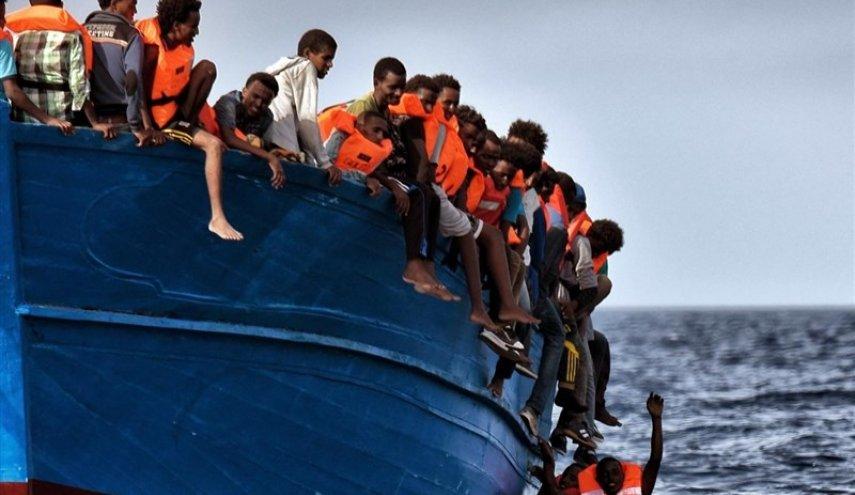 ۲۰ مهاجر غیرقانونی در دریای مانش دستگیر شدند