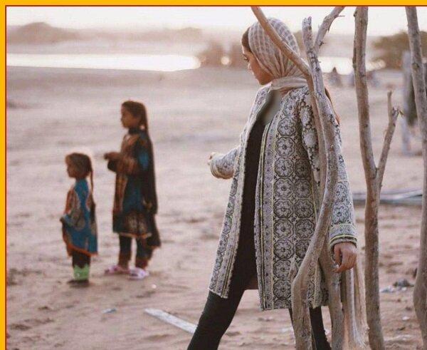 مدلینگ با ژست ترحم! / به بهانه انتشار تصویری از یک مدل در منطقه محروم