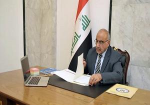 دفتر عبدالمهدی: هدف از اعتراضات اخیر تضعیف جایگاه عراق و ضربه زدن به امنیت کشور است