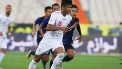 ستاره لیگ برتر در اردوی تیم ملی بزرگسالان/ محبی تیم امید را ترک میکند