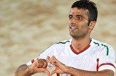 احمدزاده: هدف ما هت تریک در قهرمانی جام بین قارهای است