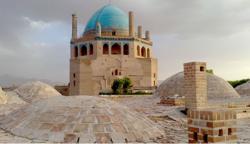 زلزله خسارتی به آثار تاریخی استان زنجان وارد نکرده است