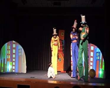 برگزاری جشنواره بین المللی تئاتر کودک در سطح حرفهای