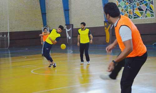 دوره مربیگری و داوری داژبال در همدان برگزار میشود