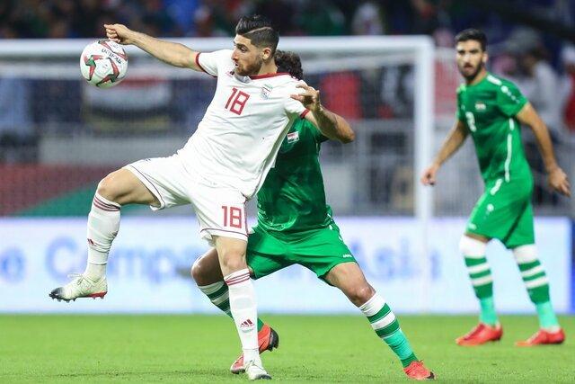 اعلام برنامه تمرینی روز یکشنبه بازیکنان تیم ملی فوتبال ایران